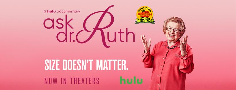 Seks? Vraag het Dr. Ruth! Hoe een Joods weesmeisje een wereldberoemde personality werd
