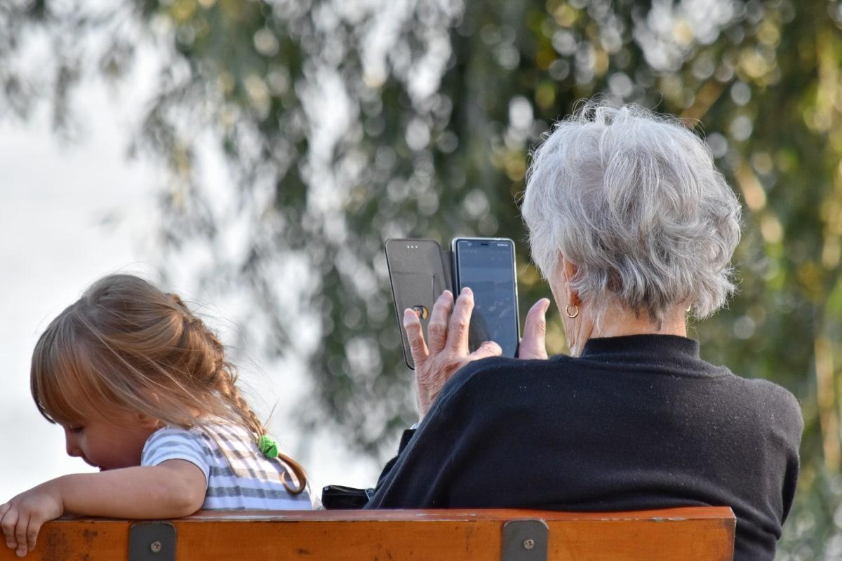 Het evolutionaire belang van oma's